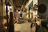 Craftsmen quarter in the Medina, Old Town, Tripoli, Libya, Africa