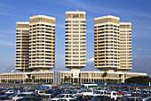 Office Buildings, Dhat Al Imad, Tripoli, Libya, Africa