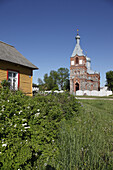 church in the village Jaama, at lake Peipsi northern Estonia, boarder to Russia, Baltic Sea, Eastern Europe