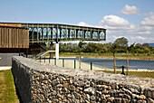 Ataria Nature Interpretation Centre, Salburua wetland, Vitoria, Alava, Basque Country, Spain