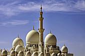 Sheikh Zayed Mosque, Abu Dhabi, UAE  United Arab Emirates)