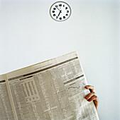 Reading The New York Times, Economy, New York Stock Exchange