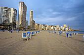 Benidorm. Costa Blanca, Alicante province, Comunidad Valenciana, Spain
