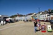 europe, UK, Wales, Ceredigion, Aberystwyth