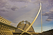 Ciudad de las Artes y las Ciencias, Valencia, Comunidad Valenciana, Spain