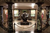 USA, Maryland, Annapolis, US Naval Academy, crypt of John Paul Jones, US Naval Hero