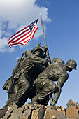USMC War Memorial, Washington DC, USA