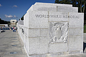 National World War II Memorial, Washington DC, USA