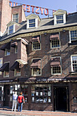 Union Oyster House, Boston, Massachusetts, USA