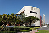 Microsoft Firmenzentrale in Dubai, Internet City, VEA
