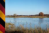 River Oder, Frankfurt/Oder, Land Brandenburg, Germany