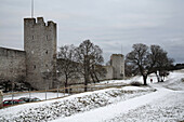 Visby´s ring wall