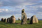 Ales stenar, Ale´s stones
