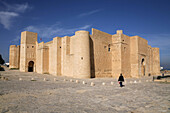 The Ribat in Monastir. Tunisia.