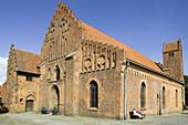 The Franciskaner monastery (Franciskanerklostret), Ystad, Skane, Sweden