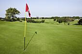 Bastad golf course, Skane, Sweden