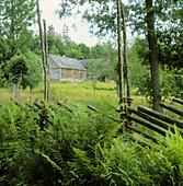 Sporrekulla farm, Goinge, Skane, Sweden