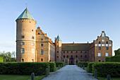 Skarhult castle, Skane, Sweden