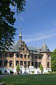 Sofiero castle, Skane, Sweden