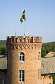 Sovdesborg castle, Skane, Sweden