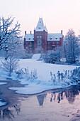 Trollenas castle, Skane, Sweden