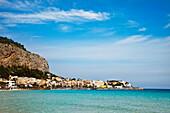 Mondello, Palermo, Sicily, Italy