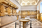 Archeological Museum, Palermo, Sicily, Italy