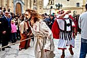 Holy Thursday procession, Marsala, Sicily, Italy