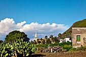 Malfa, Salina Island, Aeolian islands, Sicily, Italy