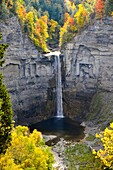 Taughannock Falls Finger Lakes Region New York Cayuga Lake near Ithaca
