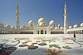 Sheikh Zayed Mosque, Abu Dhabi, United Arab Emirate