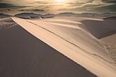 Amerika, Berg, Denkmal, Denkmäler, Düne, Dünen, Mexiko, National, Neu, Sand, Trocken, USA, Vereinigte Staaten, Weiß, Wüste, Wüsten, S19-922373, agefotostock