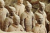 Terra Cotta Army in Xi´an