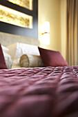 Bedroom of Kempinski Hotel Mall of the Emirates, Dubai, United Arab Emirates