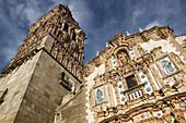 Church of San Bartolome, Jerez de los Caballeros. Badajoz province, Extremadura, Spain