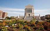 Indianapolis, Indiana - The Indiana World War Memorial  © Jim West