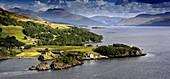 Stromeferry  Highland  Scotland  United Kingdom