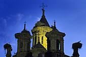 Nuestra Señora de los Milagros shrine, Baños de Molgas  Orense province, Galicia, Spain
