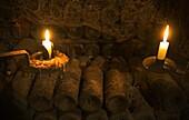 Wine cellar  La Rioja  Spain
