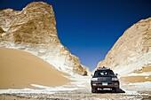 White desert  Sahara desert  Egypt