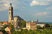 Church of Saint James in Kutna Hora Czech Republic EU