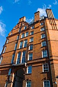 Architecture Brompton south Kensington west London England UK Europe