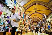 Grand Bazaar, Kavaflar street, Istanbul, Turkey