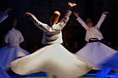Drevish mystic dance at Hodjapasha Culture Center, Meulevi sema ceremony Hokapasa Hamami Sk Nº5-9d,  Istanbul  Turkey