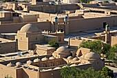 View from the Minaret of Islam-Khodja, Khiva, Uzbekistan