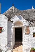 Alberobello, Puglia, Italy, Europe