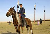 Huhenuoer grassland, Inner Mongolia, China