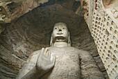 China, Shanxi province, Datong, Yungang caves