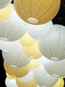 Round balls lamps
