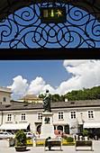 Mozartplatz, Salzburg, Austria